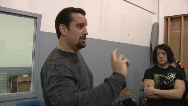 Sharing My Knowledge with Tommy Dreamer