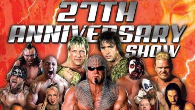 USA PRO Wrestling- 27th Anniversary Show 9/7/19 Deer Park, NY