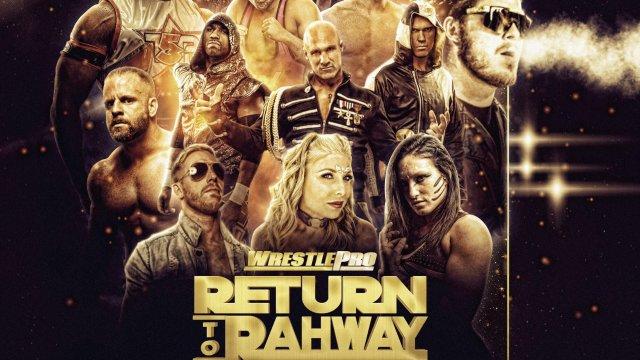 WrestlePro Return to Rahway 9/14/19 Rahway, NJ