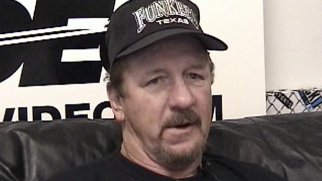 Terry Funk 2002 Shoot Interview