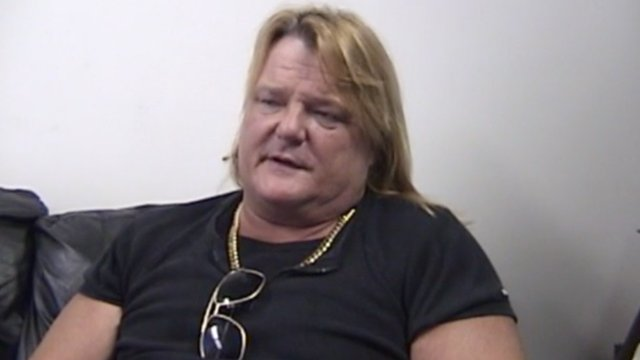 Greg Valentine Shoot Interview
