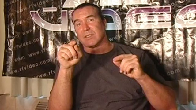Scott Hall Shoot Interview