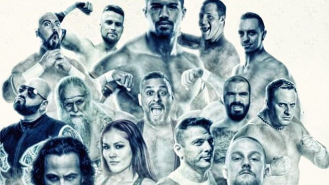 Wrestle Pro – In Our House 2/8/20 Rahway, NJ