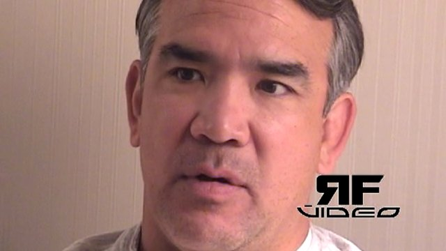 Ricky Steamboat Shoot Interview