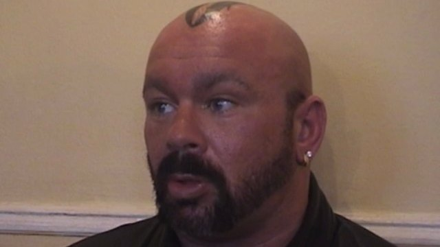 Perry Saturn Shoot Interview