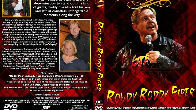 Legacy: Rowdy Roddy Piper Documentary