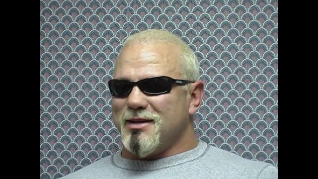 Scott Steiner Shoot Interview