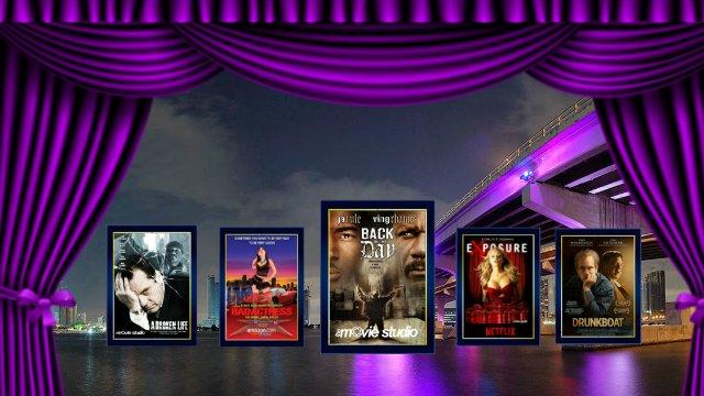 The Movie Studio Reel