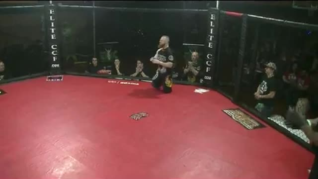 TOC 26 - Rogers vs Carnes Featured Grappling Bout
