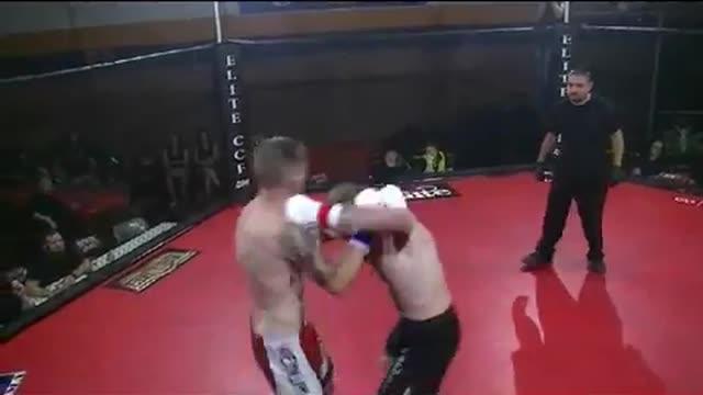 TOC 26 - Logan Hurley vs Josh Cook KICKBOXING