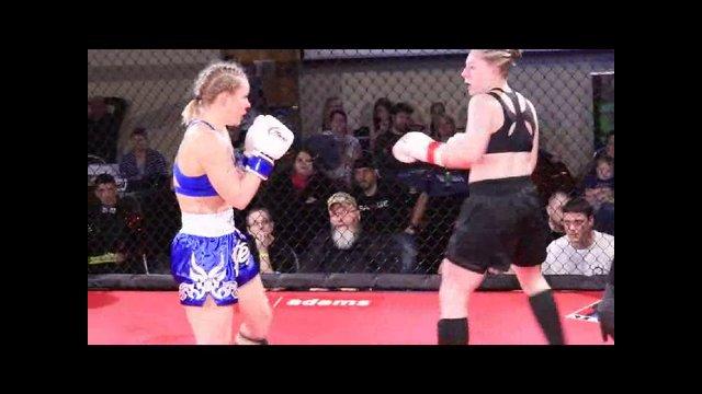 TOC 29 - Allison Hibbard vs Hailey Harkey
