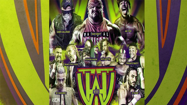 WHAT VIII - Callihan, Havok, Maff, Dunn, Fox, Bahh, & more