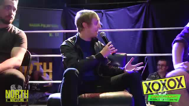 Maffew's Q&A with Flash Morgan & Damian Dunne