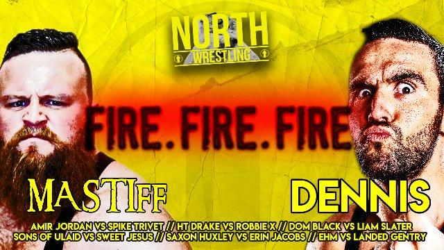// NCL.7 / FIRE! FIRE! FIRE