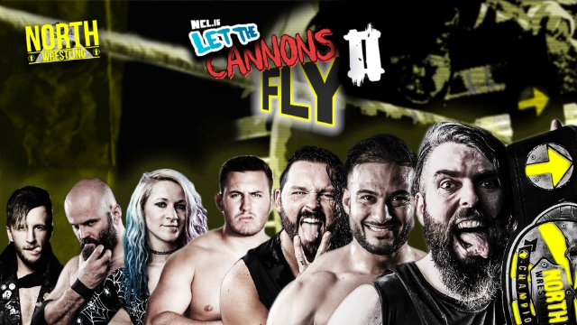 // NCL.16 / LET THE CANNONS FLY 2