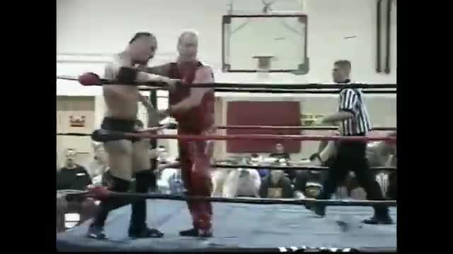 Chris Hamrick and Tracy Smothers vs. Brad Bradley and Ryan Boz