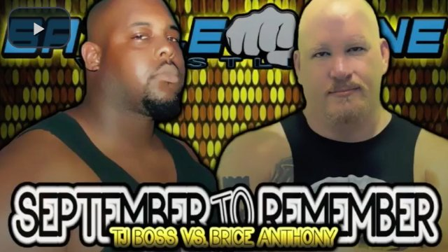 Brice Anthony vs. TJ Boss