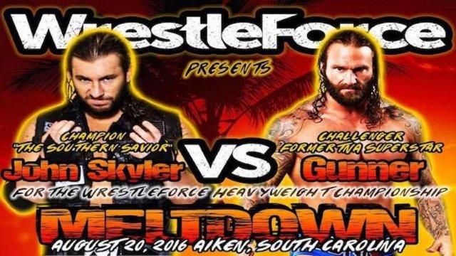 John Skyler vs. Gunner
