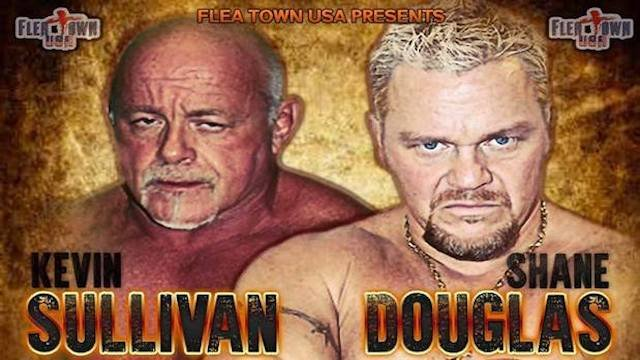 Shane Douglas, Brice Anthony, and Boomer Payne vs. Kevin Sullivan, Chris Hamrick, and Erik Anton