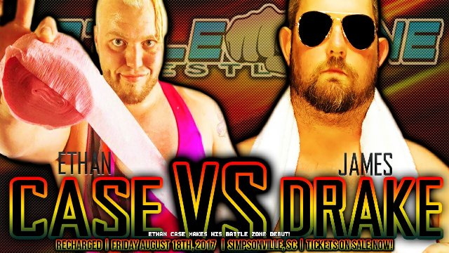 Ethan Case vs. James Drake
