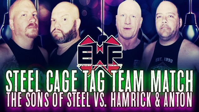 The Sons of Steel vs. Chris Hamrick and Erik Anton