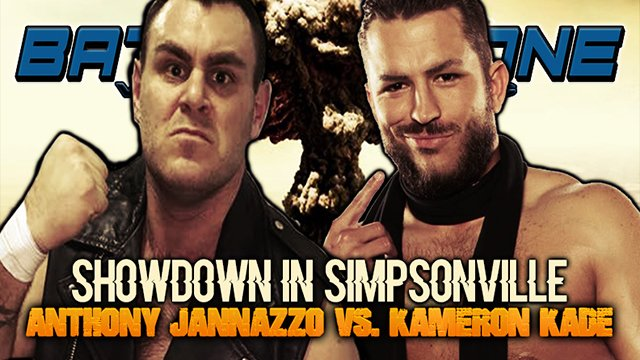 Anthony Jannazzo vs. Kameron Kade