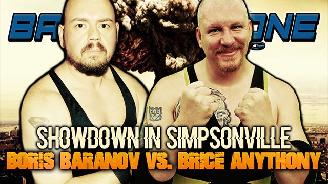 Brice Anthony vs. Boris Baranov