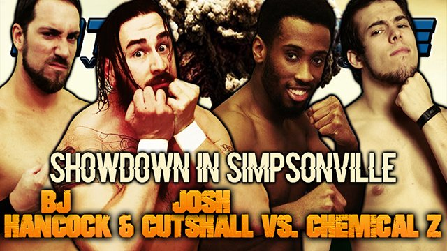 BJ Hancock and Joshua Cutshall vs. TK Stark and Jett Black