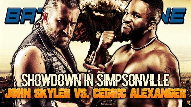 John Skyler vs. Cedric Alexander