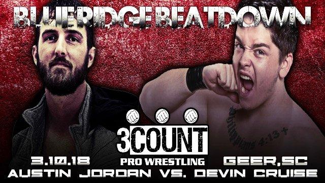 Austin Jordan vs. Devin Cruise