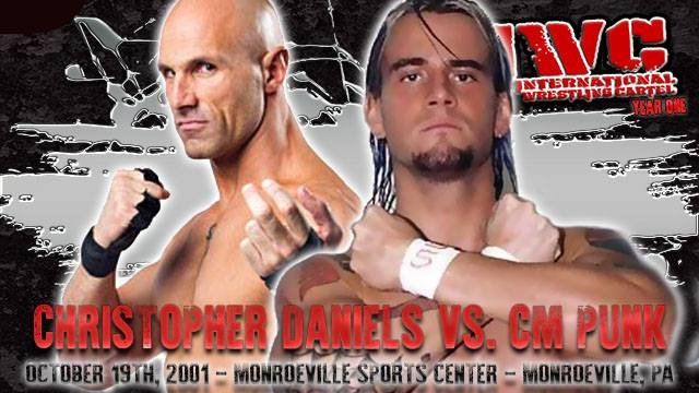 CM Punk vs. Christopher Daniels