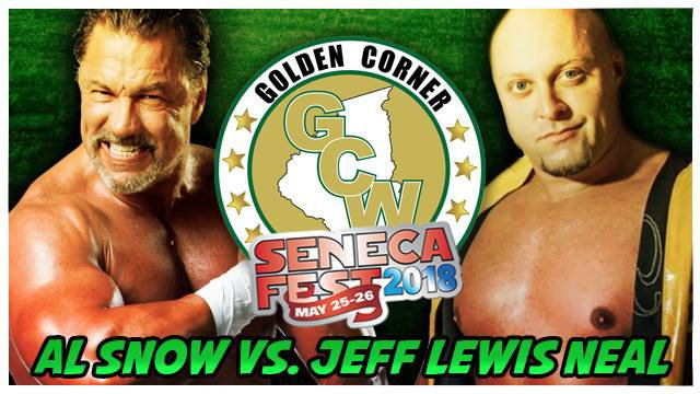 Al Snow vs. Jeff Lewis Neal