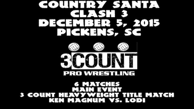 Country Santa Clash 3