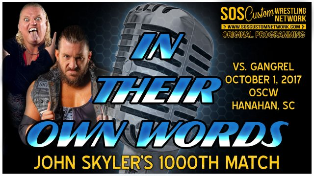 John Skyler's 1000th Match