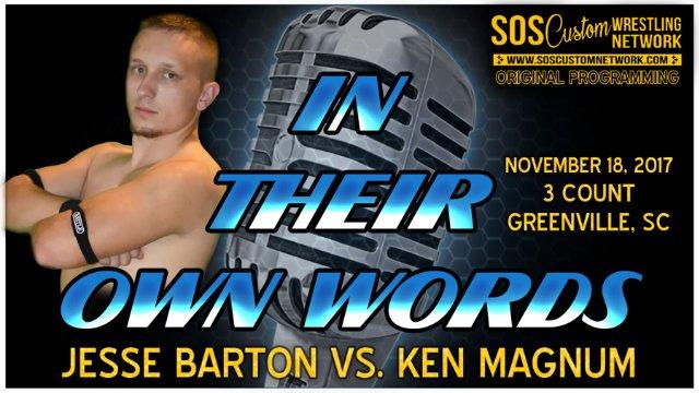 In Their Own Words:  Jesse Barton vs. Ken Magnum
