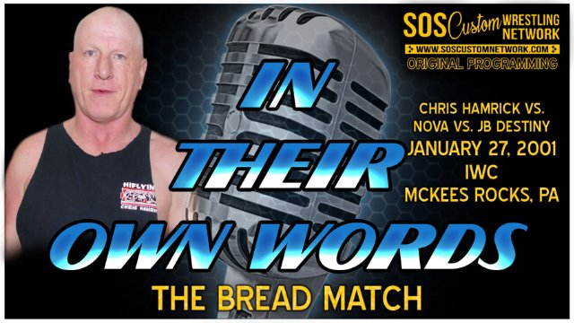 The Bread Match with Chris Hamrick