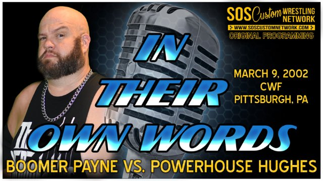 Boomer Payne vs. Powerhouse Hughes