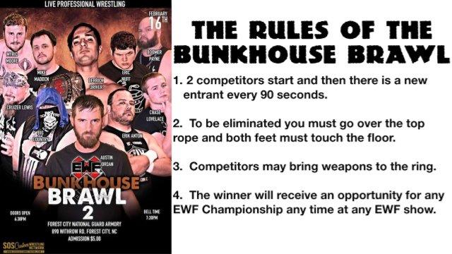 Bunkhouse Brawl 2