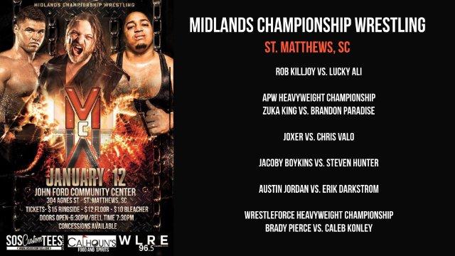 Midlands Championship Wrestling 1