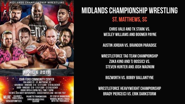 MIdlands Championship Wrestling 4