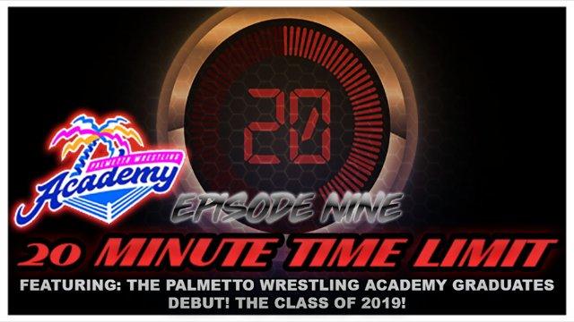 Palmetto Wrestling Academy Graduates Debut!