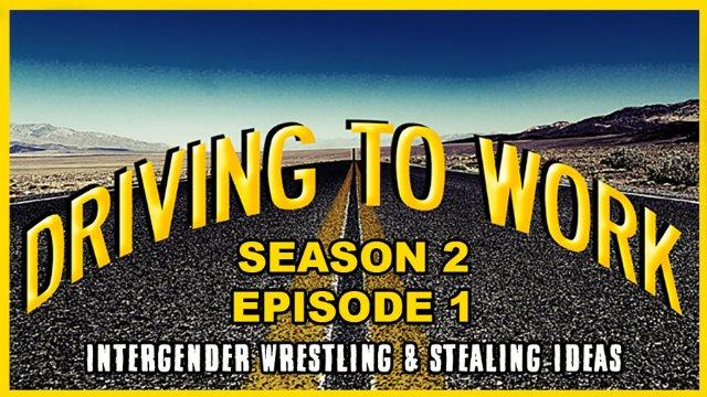 Intergender Wrestling and Stealing Ideas
