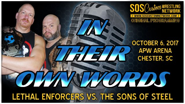 The Lethal Enforcers vs. The Sons of Steel