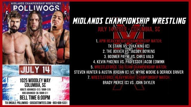Midlands Championship Wrestling 5