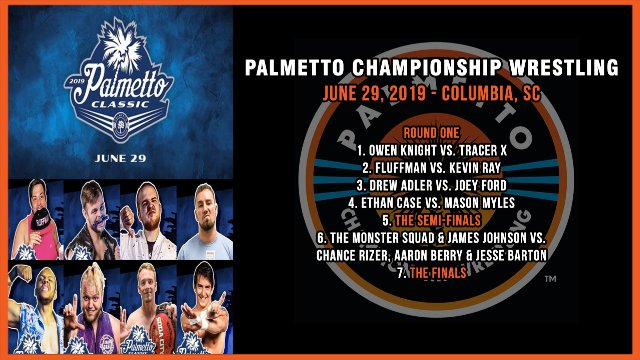 The Palmetto Classic 2019