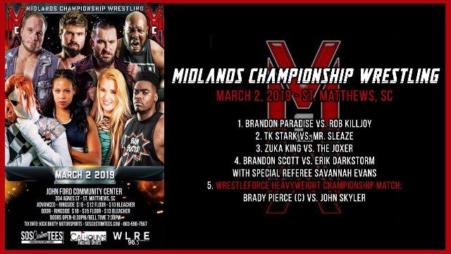 Midlands Championship Wrestling 3