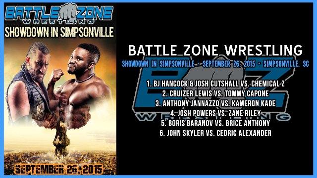Showdown in Simpsonville