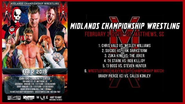 Midlands Championship Wrestling 2