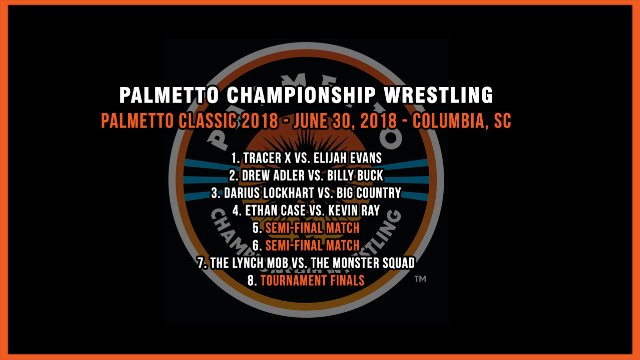 The Palmetto Classic 2018