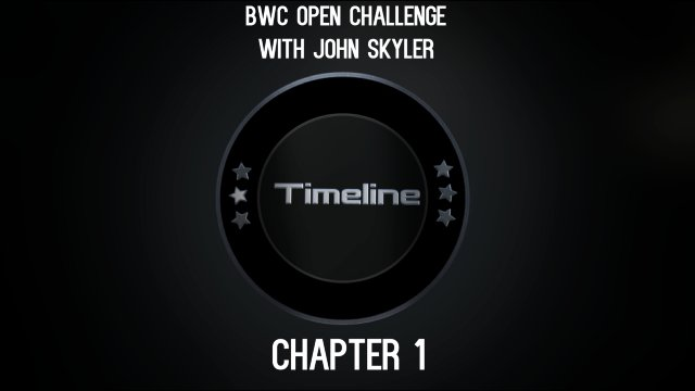 BWC Open Challenge Chapter 1